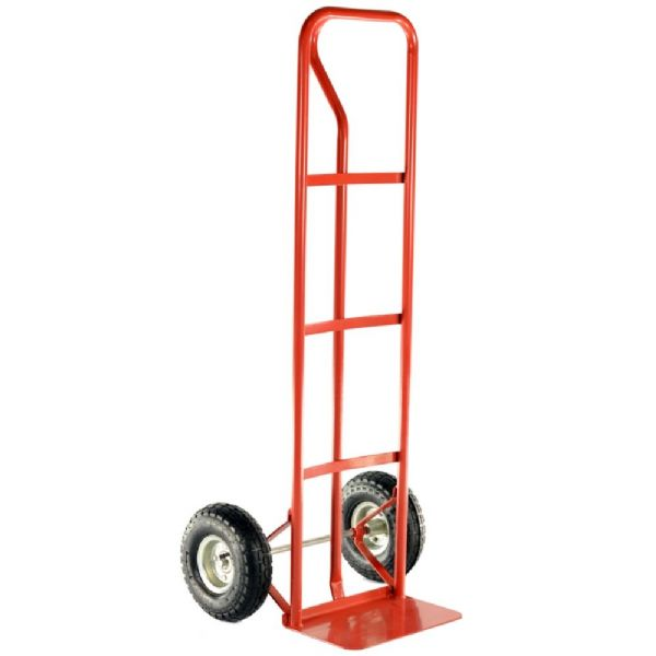 P Handle Sack Truck 200KG Capacity Fixed Toe Plate